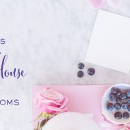 4 Steps to a Clean House for Busy Moms