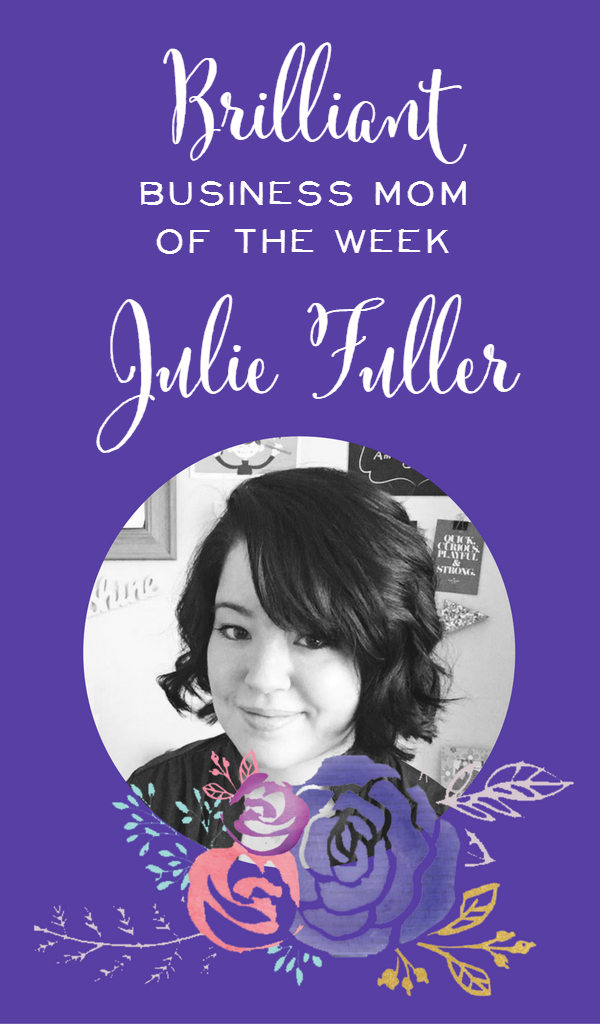 """Julie says, """"Undervaluing my work stopped me from attempting larger partnerships and collaborations for a long time."""" I know many of us can relate!"""