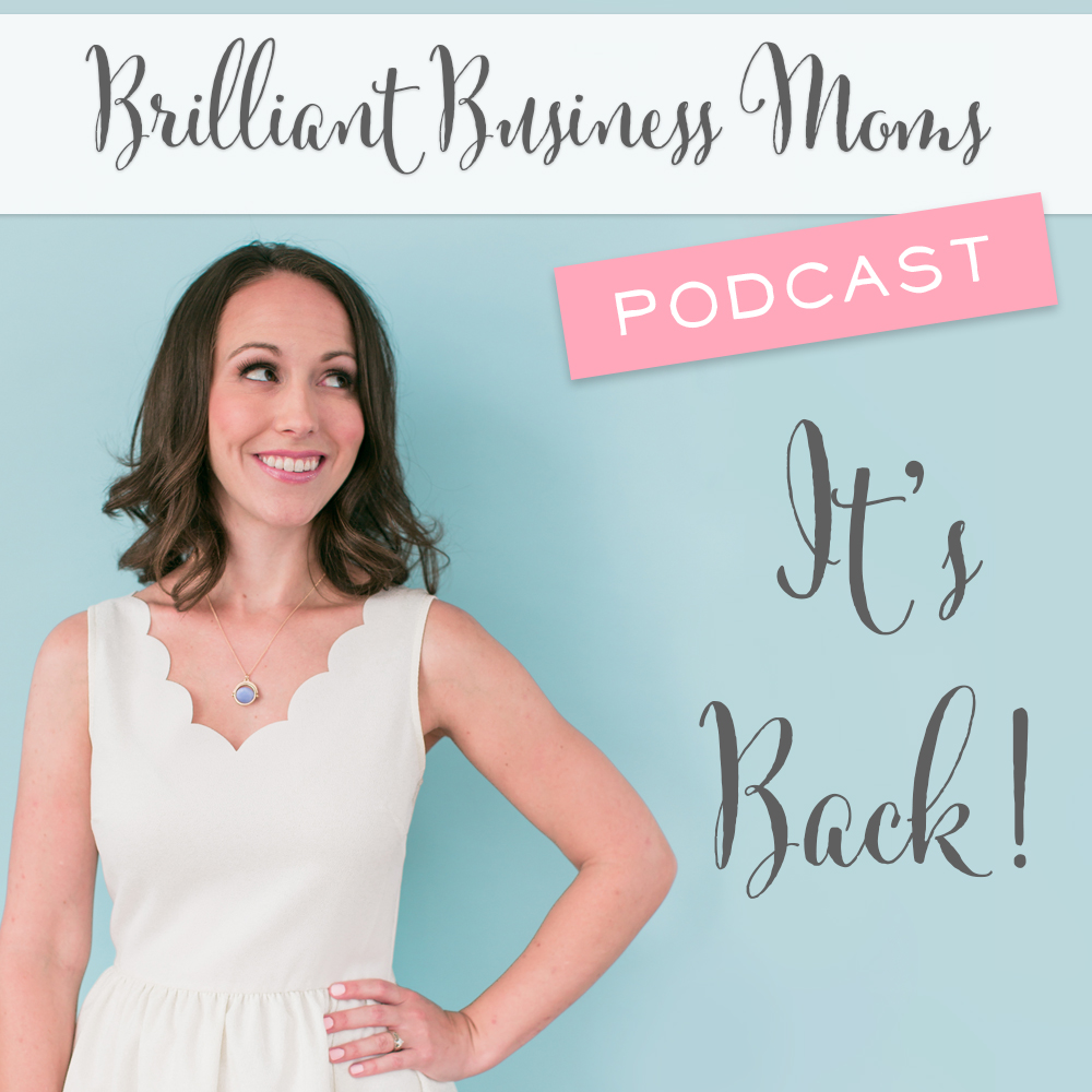Brilliant Business Moms Podcast with Beth Anne Schwamberger