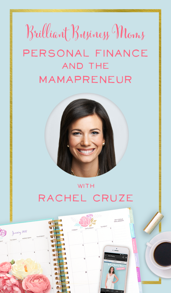 Brilliant Business Moms Podcast with Rachel Cruze. How playing the comparison game is KILLING your business, and what to do about it.