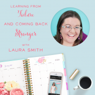 Learning from Failure and Coming Back Stronger with Laura Smith