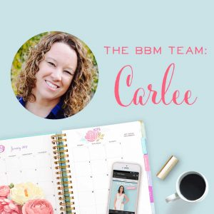 Meet the Brilliant Business Moms Team Member, Carlee! She is our customer service guru who loves to help our students!