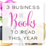 3 Business Books to Read This Year