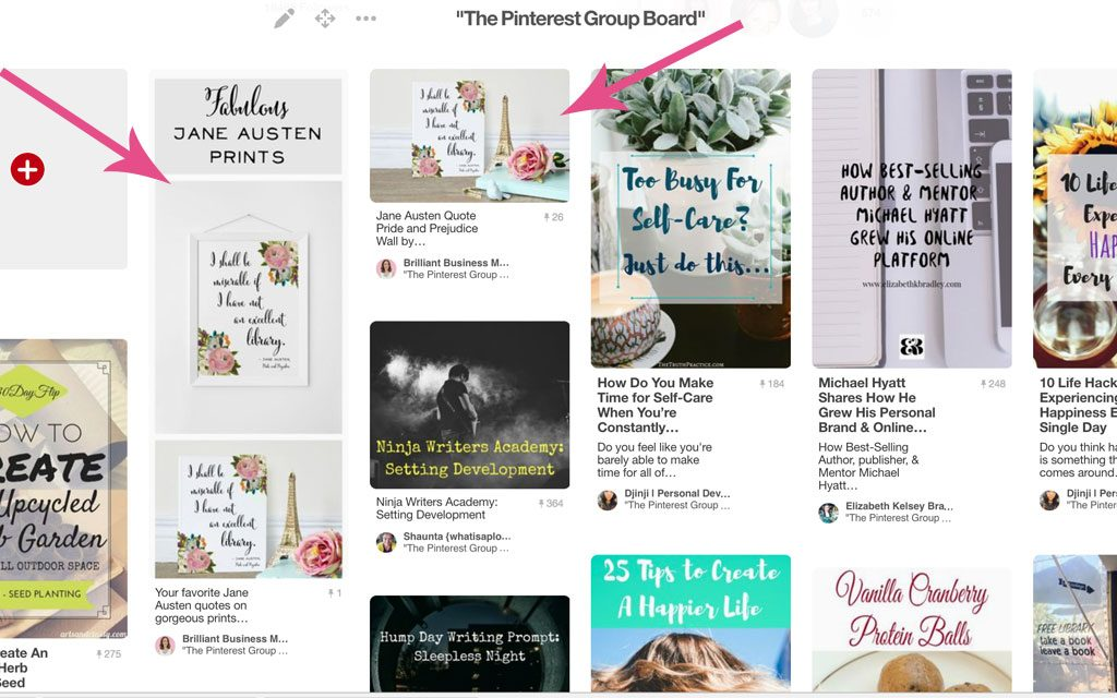 Custom, vertical pins make your products stand out in the Pinterest feed! We'll show you how to make them with free online tools.