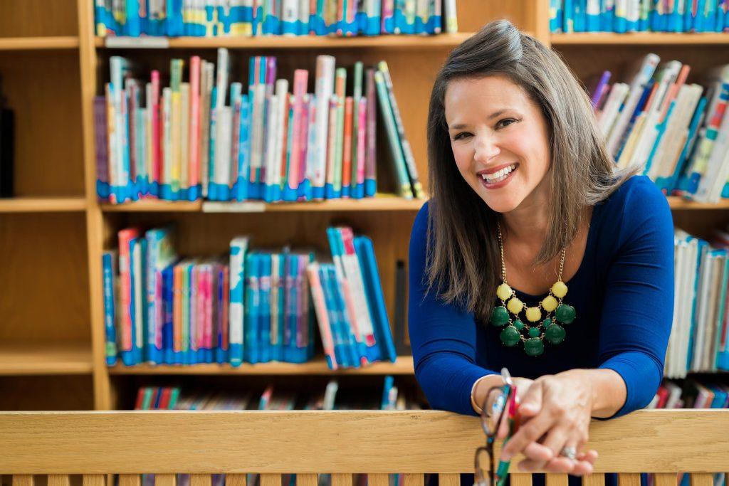 Children's Book Author Maria Dismondy