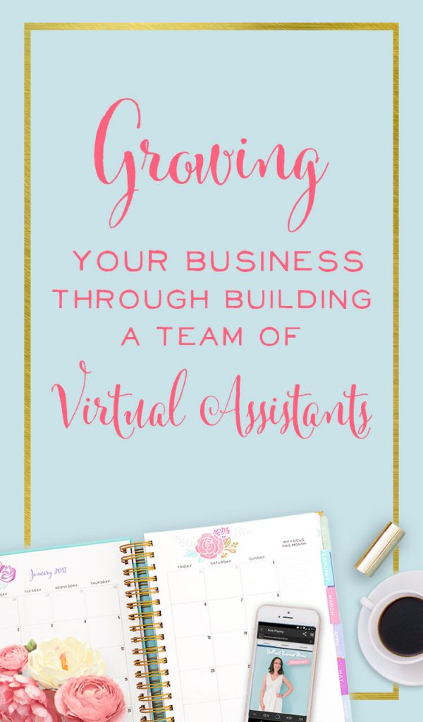 Being an entrepreneur is hard. Being a solopreneur is very hard, but have you wondered what the next step is? When you're ready to hire someone for your small business, Beth Anne has advice and ideas for hiring and leading a team of Virtual Assistants.
