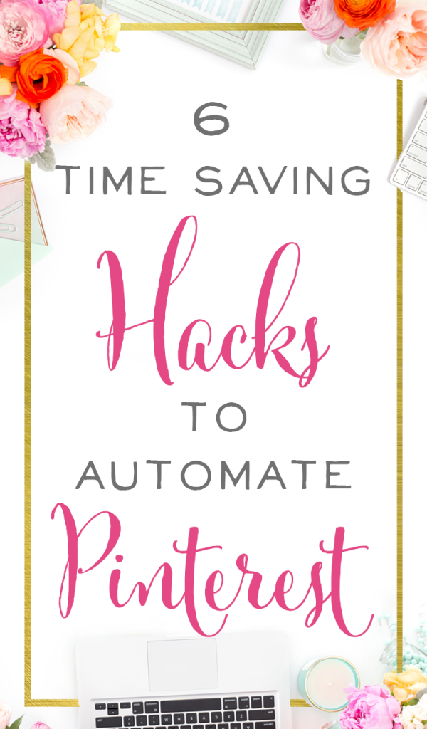 I NEED to automate business tasks so I can get the important things done. Love these hacks to save time and set my Pinterest on autopilot.