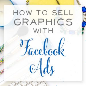 How Kelli gained members for her graphics membership site using Facebook ads - podcast from Brilliant Business Moms