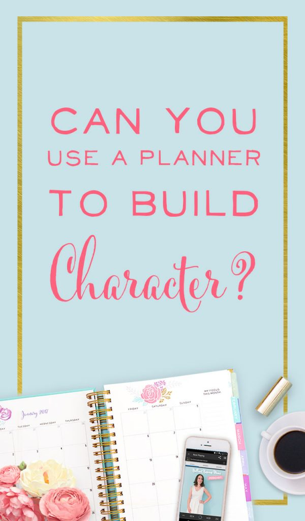 This is amazing! This Mom of special needs kids uses her planner to help her children build character. She's an inspiration to foster moms everywhere!