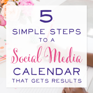 Wow! This Facebook, Instagram, and Pinterest content calendar for launching a product is so helpful! Social media marketing just got simple!