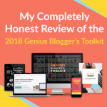 Get the real scoop on the Genius Blogger's Toolkit with this comprehensive review. Go inside many of the courses and eBooks to figure out which ones to focus on, and which ones to skip. Plus, learn the pros and cons of the toolkit, and the hidden benefits no one is talking about.