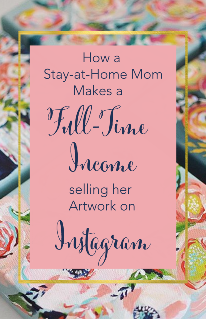 How Instagram and Baby Steps Built This Stay-at-Home Mom's Business