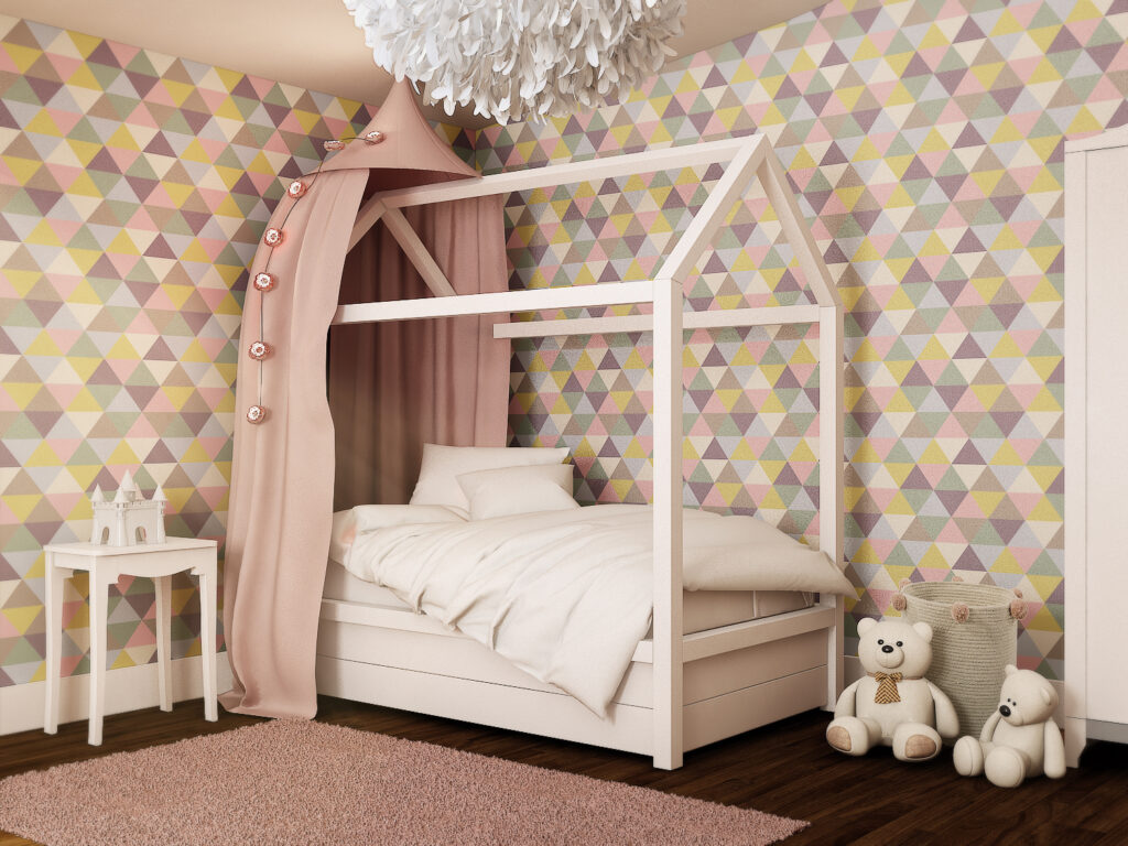 Photo courtesy of Medina King, MKkidsinteriors.com