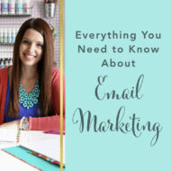 Everything you Need to Know about Email Marketing with Donnie and Abby Lawson of Just A Girl and her Blog