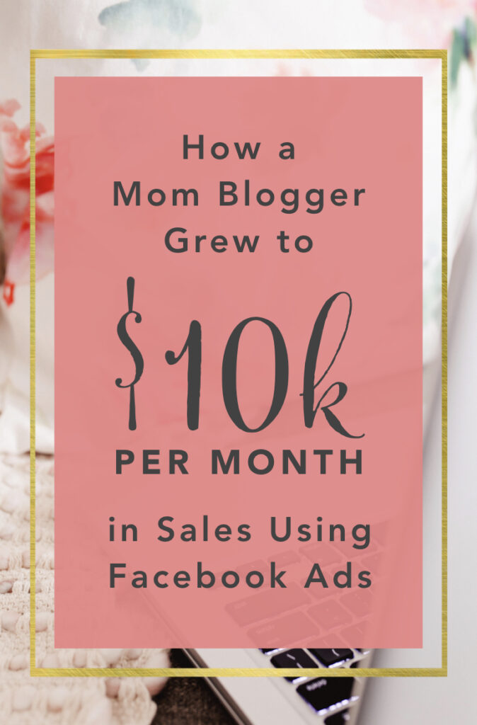 Learn how one mom blogger grew her income to over 10k/month using Facebook ads. Corina Holden, a mommy fashion blogger, used Facebook ads to build her email list and earn customers through her tripwire offer right away. She also retargets her website visitors with a brilliant offer for her outfit guides and capsule wardrobe plan, and she works really hard to build a great community and be super helpful to her audience. Learn how you can grow your blogging and digital product business using Facebook ads — even if your products are on the more affordable side. For full show notes, go to brilliantbusinessmoms.com/episode197.
