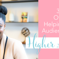 3-Tiered Offers for Helping your Audience at a Higher Level with Jenelle Augustin of StartyourBoutique.com