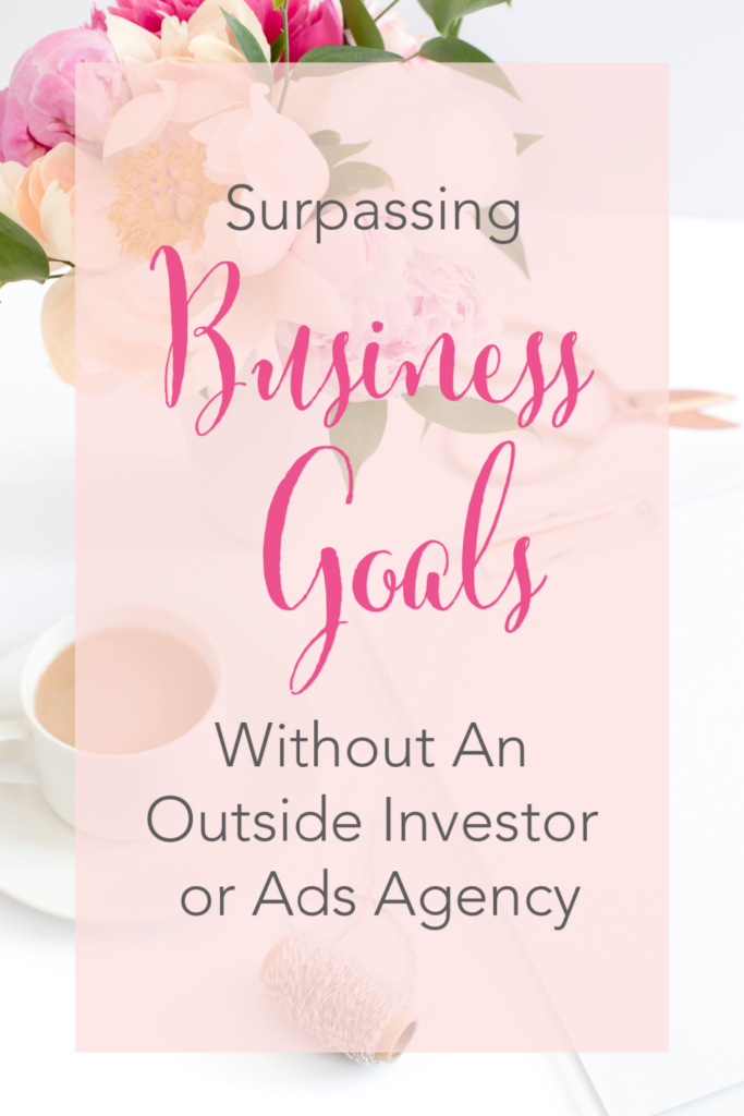 On today's podcast episode, Beth Anne talks with Jessica Principe of AllGirlShaveClub.com about how she has surpassed her business goals without an outside investor or ad agency!