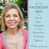 Using Facebook Ads to Find Her People in the Healthy Eating Space